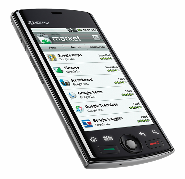 Kyocera Zio M6000 Android phone