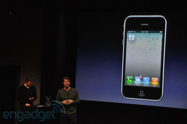 Apple iPhone OS 4.0