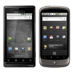 Motorola Droid and Nexus One