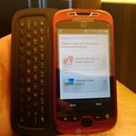 T-Mobile MyTouch Slide Espresso