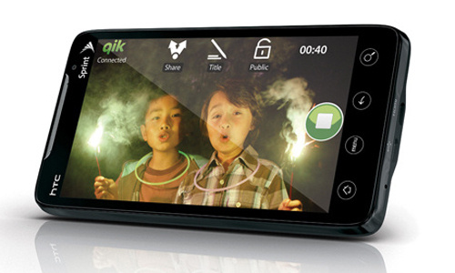 HTC EVO 4G QIK