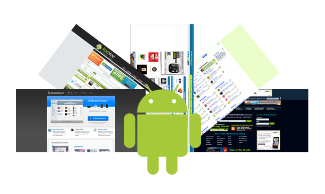 Roundup Of The Top 7 Android Market Exploration And Review Sites ...