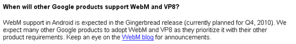 gingerbread q4 release webm faq