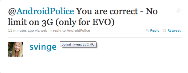 Those Extra 10 Bucks/Month For HTC EVO 4G Don't Just Get You All-You-Can-Eat 4G But 3G Too