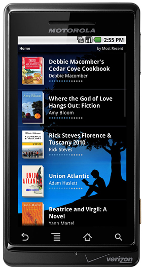 "Official Amazon Kindle Application Coming ""Soon"" To Android, Has Us Excited"