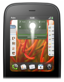 webOS multitouch