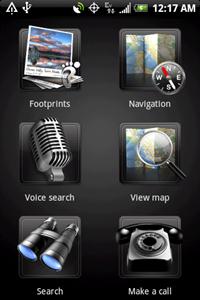 HTC Hero Android 2.1
