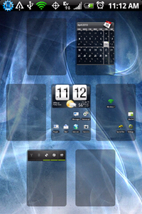 HTC Hero Android 2.1