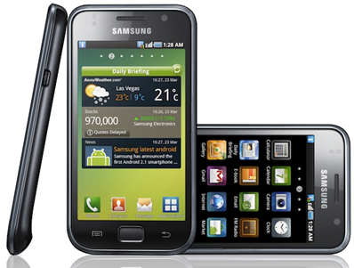 Samsung Introduces A Successor To The First Galaxy - A More Powerful And Sexy 1GHz Galaxy S