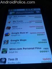 manual app updates