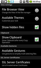 4 - Fsync - core settings, page 1