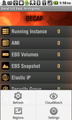 Image 4 - Submenu for settings