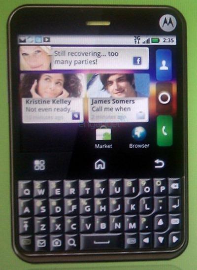 Motorola Charm icon