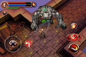 dungeon hunter gameloft 2