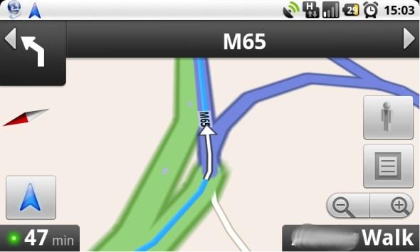 maps navigation