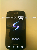 Galaxy S Pro Confirmed - Coming To Sprint, Sports 4G And A 5-Row Keyboard