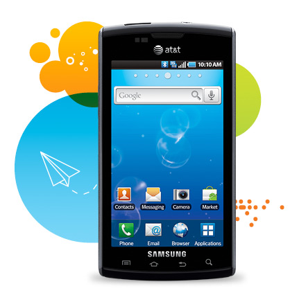 AT&T and Samsung Announce Captivate, Force Me To Eat My Words