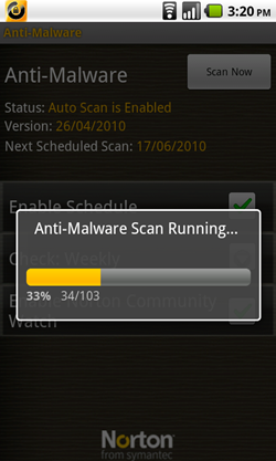 android norton anti-malware