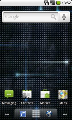 cyanogen 5.0.8 home