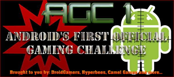 Android Gaming Challenge 1