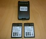 HTC EVO 4G Owners, Here's A Battery Tip For You: 2 Extra 1500mAh Batteries + Battery Charger For $10, AndroidPolice Tested And Approved