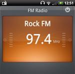htc desire radio fm