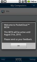 1b - beta notice