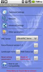 3e - setup - other parameters