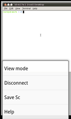 8b - RemoteVNCPro - submenu page 2