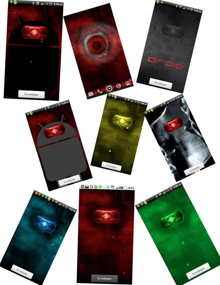 The eye escapes get droid 2 live wallpapers on your android phone - Droid live wallpaper ...