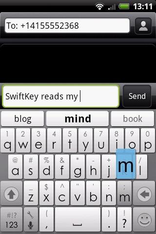 Swiftkey Keyboard One Of Androids Best Keyboards Sheds Beta