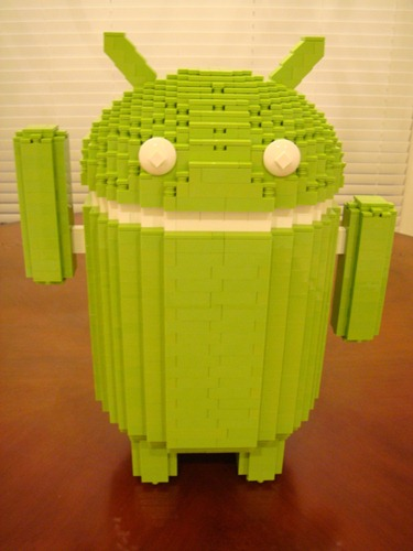 android_closeup