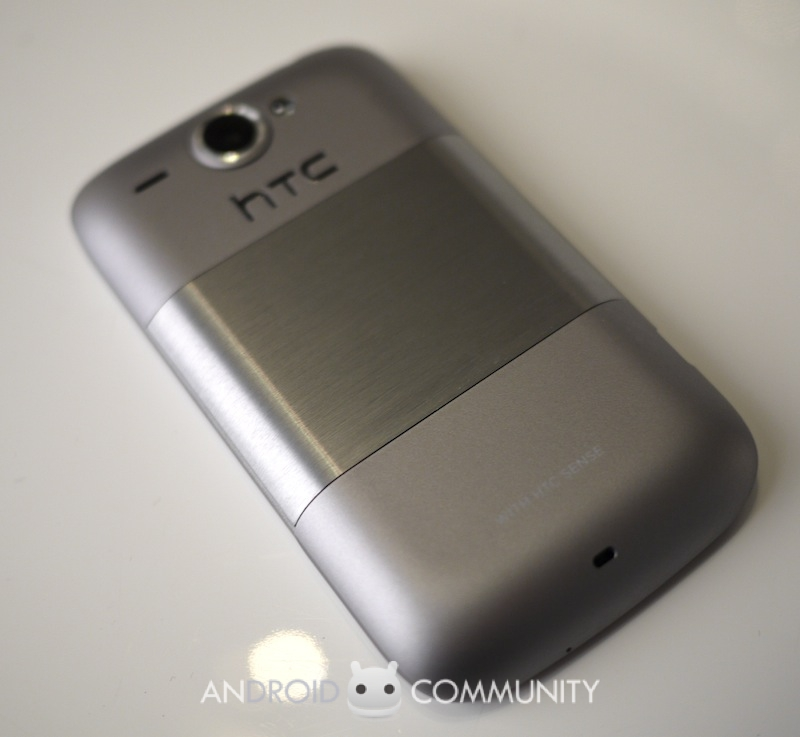htc white. android police htc white d