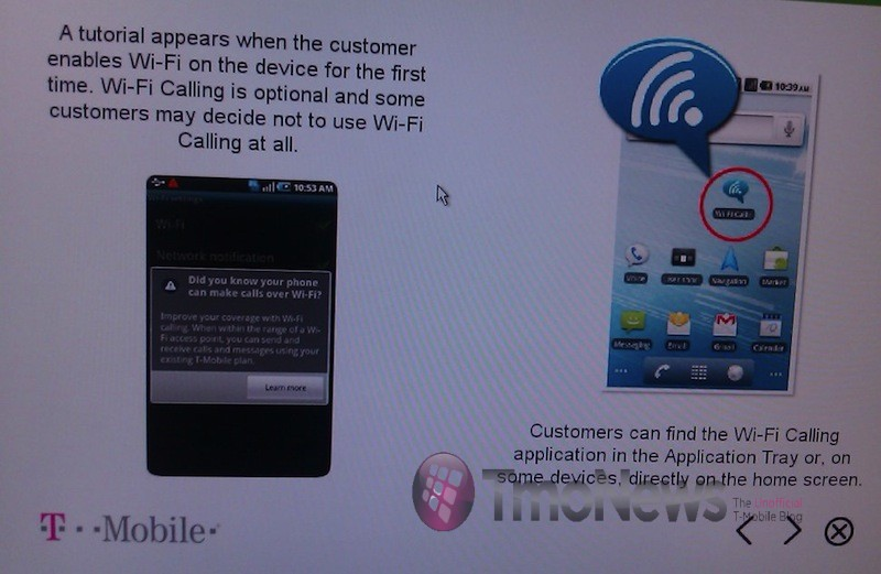 Leaked T-Mobile Slides Show Wi-Fi Calling On G2, More Phones In The