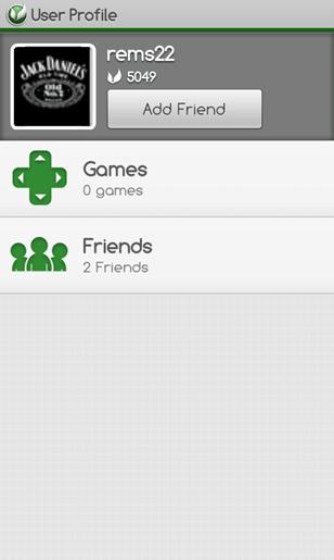 """OpenFeint """"Add Friend"""" Menu"""
