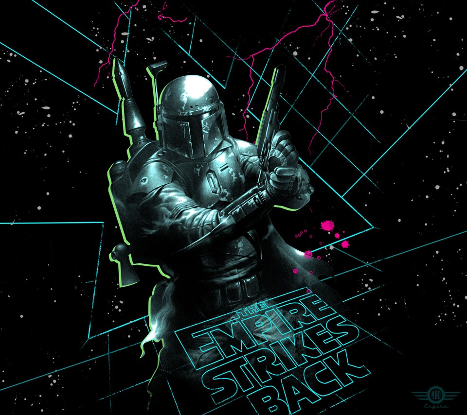 Android LIVE wallpaper STAR WARS - YouTube