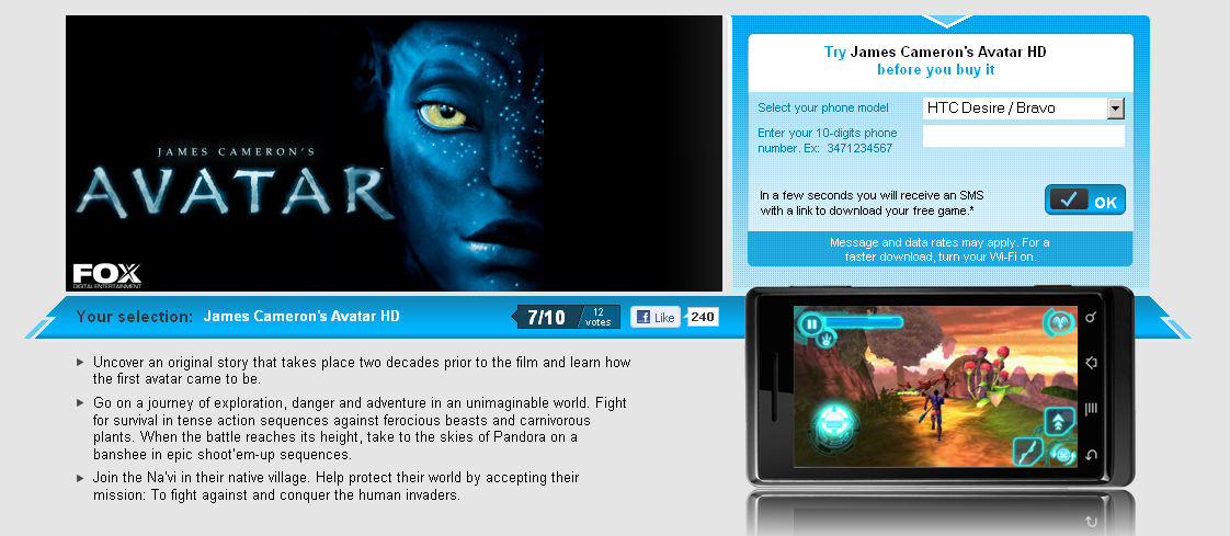james cameron avatar apk free download