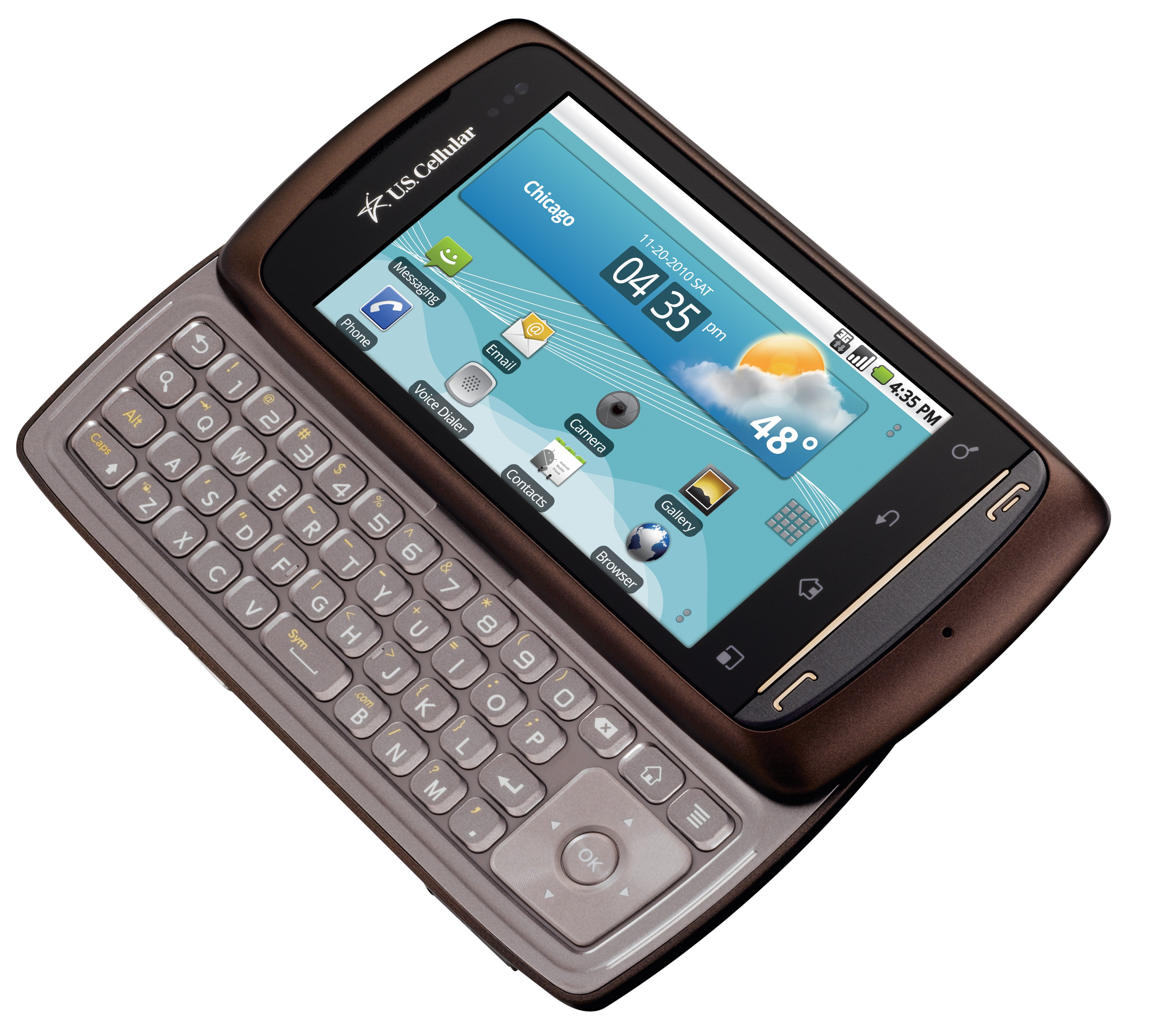 us cellular announces lg apex an optimus one with a keyboard rh androidpolice com LG Apex Headset LG Optimus
