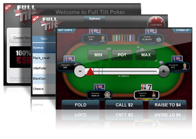 full tilt poker mobile app android