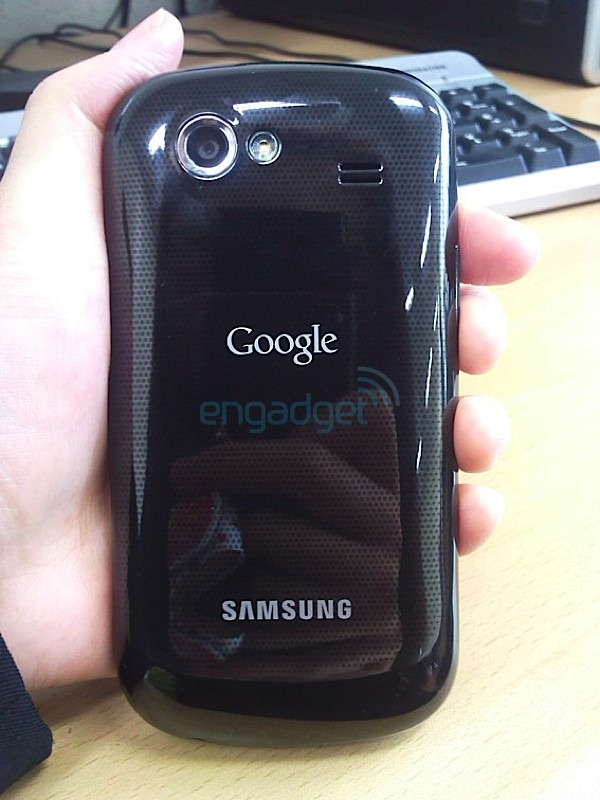 meet the samsung gt i9020 better known as the google nexus s rh androidpolice com