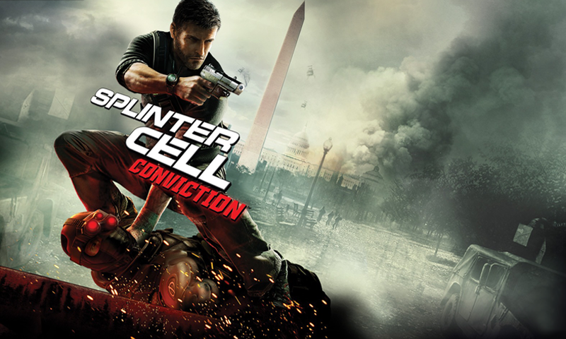 Tom Clancy's Splinter Cell Conviction™HD v3.x.x Android