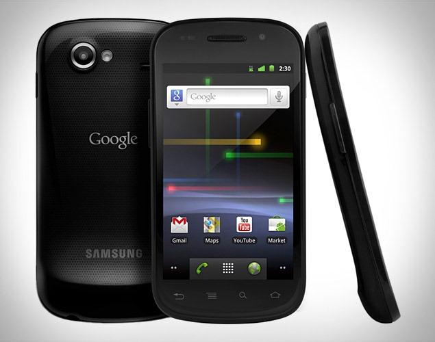 Ponsel Android Gingerbread Pertama