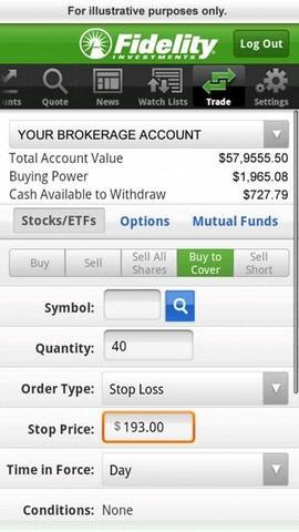 how to buy stocks on etrade