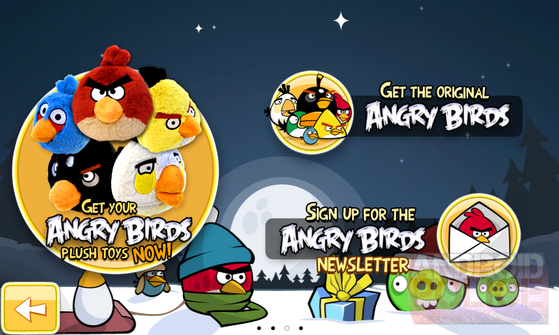 Rovio Releases Angry Birds Seasons With 70 New Christmas ...