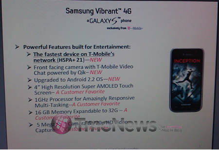 Vibrant 4G