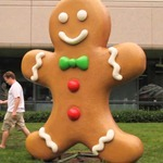 Android-Gingerbread-statue
