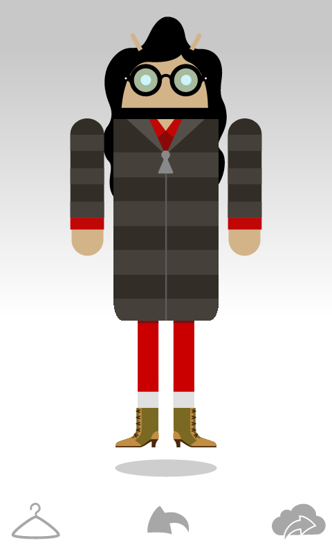 Google's Newest Android App, Androidify, Lets You Create ...