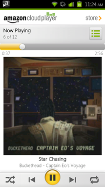 AndroidCloudPlayerPlaying