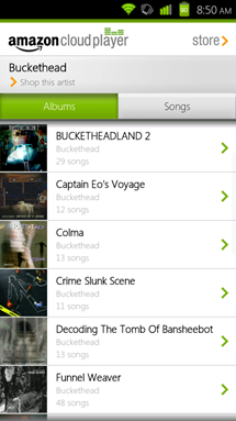AndroidCloudPlayer