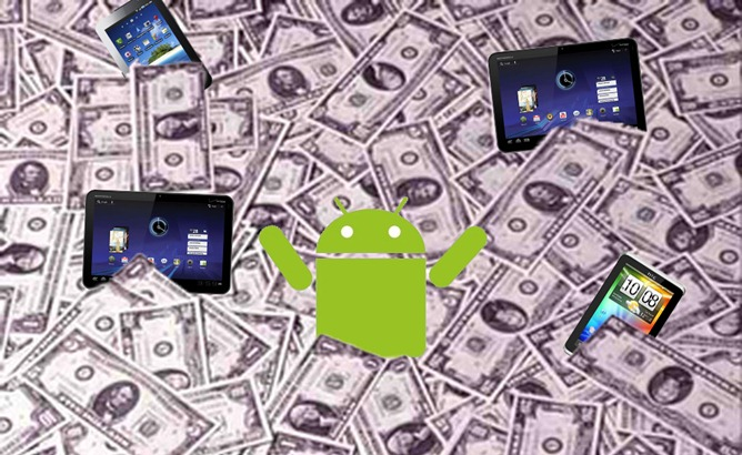 Androidtabsmoney